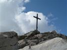 Cellon - la croce di vetta