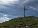 Croce di vetta dell'Osternig