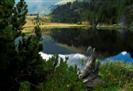il laghetto alpino di Windbeden nel Nockberge - Carinzia