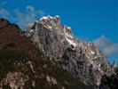 La Creta Grauzaria dal sentiero per il Monte Cesaris