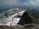 Monte Nero - verso la Batognica