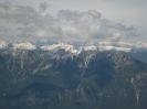 Le montagne austriche  dalla vetta del M. Osternig