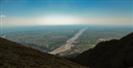 la pianura Pordenonese dalle pendici del Monte Fara