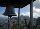La campana di vetta del Malvuerich Alto