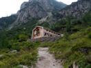 Il rifugio Flaiban Pacherini